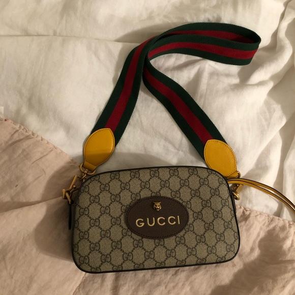 a5a0ca16779c Gucci Bags | Gg Supreme Messenger Bag | Poshmark